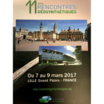 affiche-11-rencontre-geosynthetique  AFAG